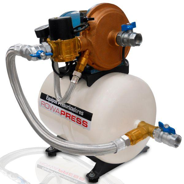 Pressurizador RowaPress 350 (Sem Tanque de Expansão) 220v Rowa