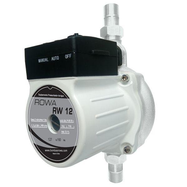 Pressurizador Mini Bomba RW 12 - 220v Rowa