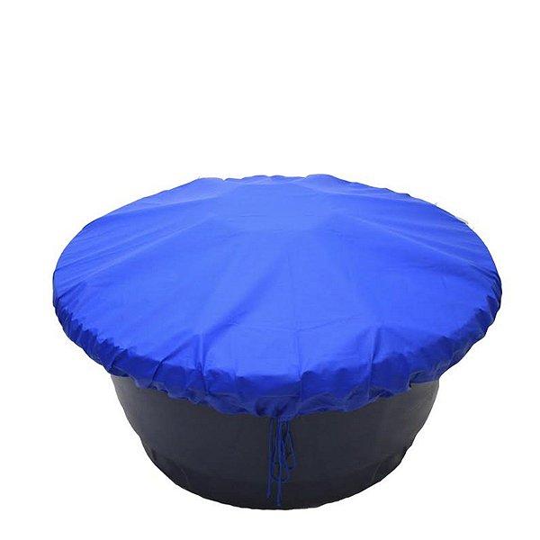 Capa de Proteção PVC para Caixa D'água 250L Redonda KLC