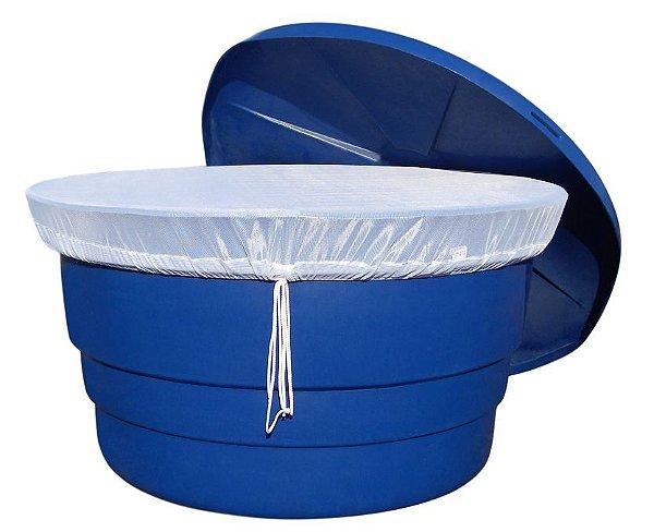 Tela de Proteção Poliéster para Caixa D'água 500L Redonda KLC
