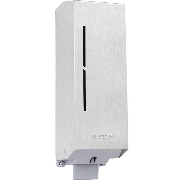 Dispenser para Sabonete Líquido em Aço Inox com Acabamento Scotch Brite e Recipiente em ABS Ref. 94532/032 Tramontina