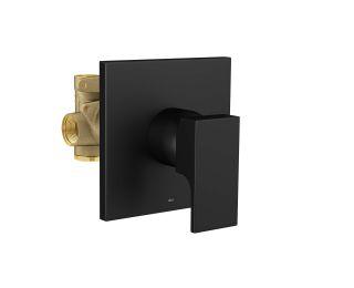 """Misturador Monocomando para Chuveiro 1/2"""" e 3/4"""" Unic 2993.BL90.034.MT Deca"""
