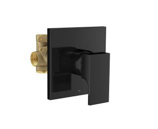 """Misturador Monocomando para Chuveiro 1/2"""" e 3/4"""" Unic 2993.BL90.034.NO Deca"""