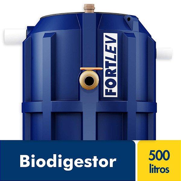 Biodigestor 500L Fortlev