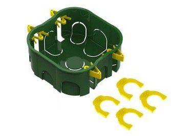 Caixa de Luz 4x4 Verde Dryfix Tigre