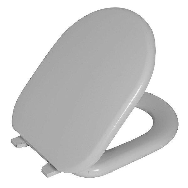 Assento Sanitário Carrara PP Almofadado TCA/K Branco Astra