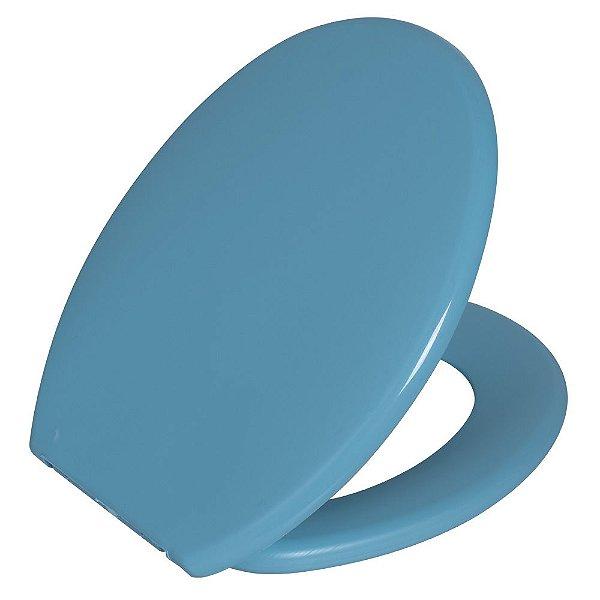 Assento Sanitário Convencional PP TPJ/AS Azul 1 Astra