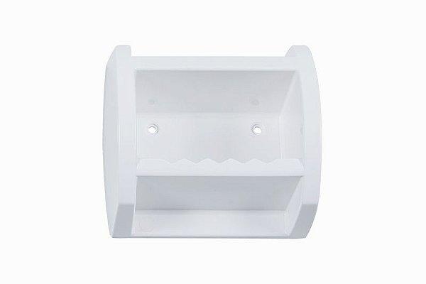 Saboneteira Plástico SS1 Branco Astra