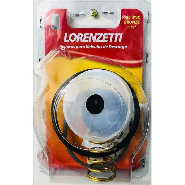 Reparo para Válvula de Descarga P-20 5120-C Lorenzetti