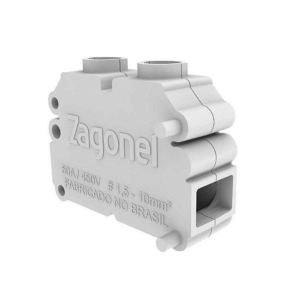 Conector para Fio Emenda 50A Zagonel
