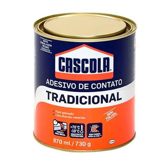 Cola Contato Cascola Tradicional 730g Henkel