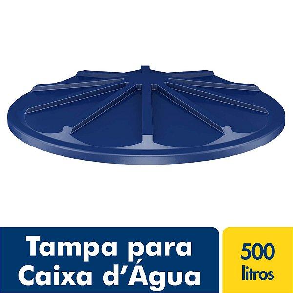 Tampa para Caixa D'água Polietileno 500L Fortlev