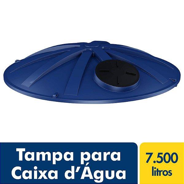 Tampa para Caixa D'água Polietileno 7.500L Fortlev