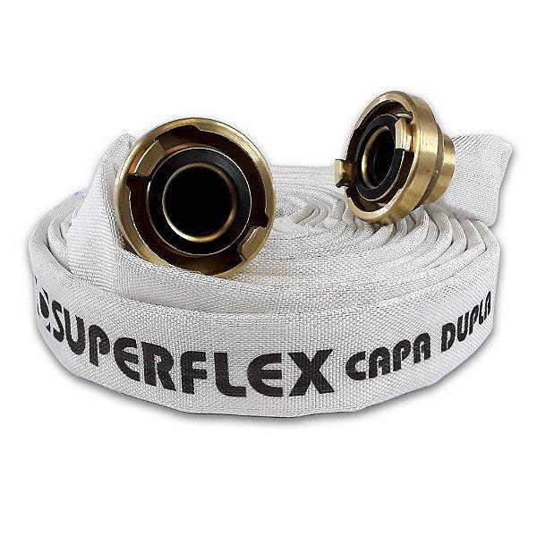 """Mangueira de Incêndio Superflex Tipo 3 - 2.1/2""""x30mt"""