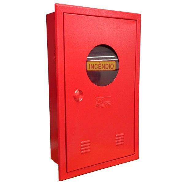 Caixa de Incêndio Abrigo 75x45x17 Embutir