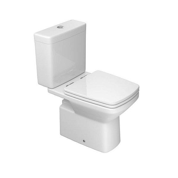 Bacia para Caixa Acoplada Clean P.460.17 Branco Deca