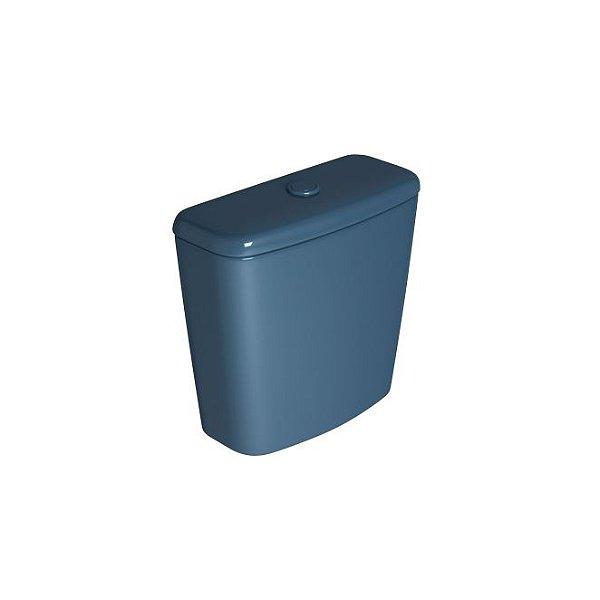 Caixa Acoplada Aspen/Izy/Ravena/Spot/Fast CD.00.51 Azul Deca