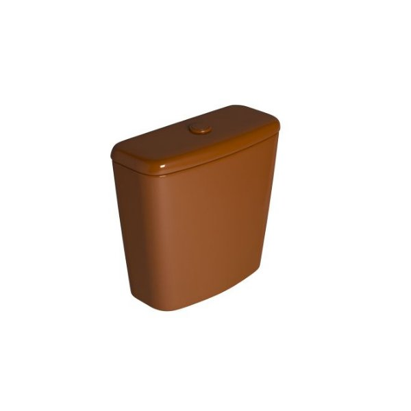 Caixa acoplada Aspen/Izy/Ravena/Spot/Fast CD.00.23 Caramelo Deca