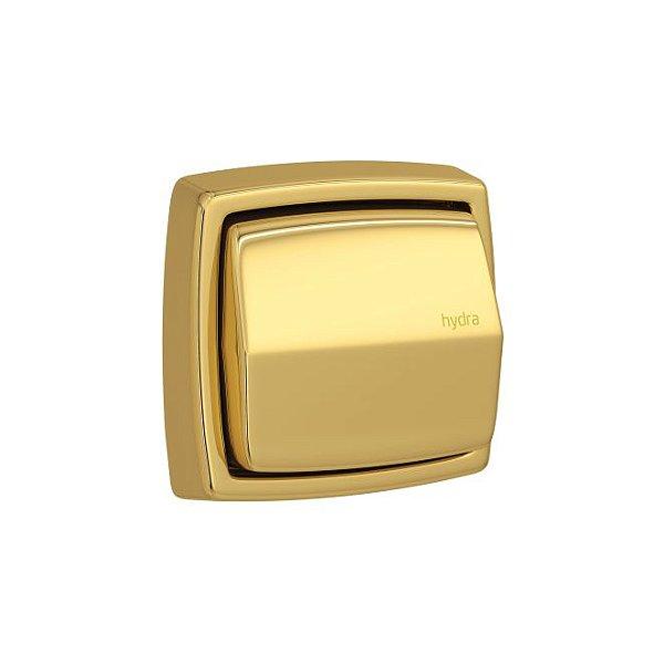 Acabamento para Válvula de Descarga Hydra Clean 4900.GL.CLN Gold Deca