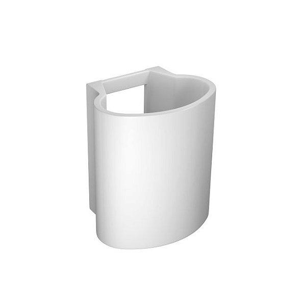 Coluna Suspensa para Lavatório C.69.17 Branco Deca