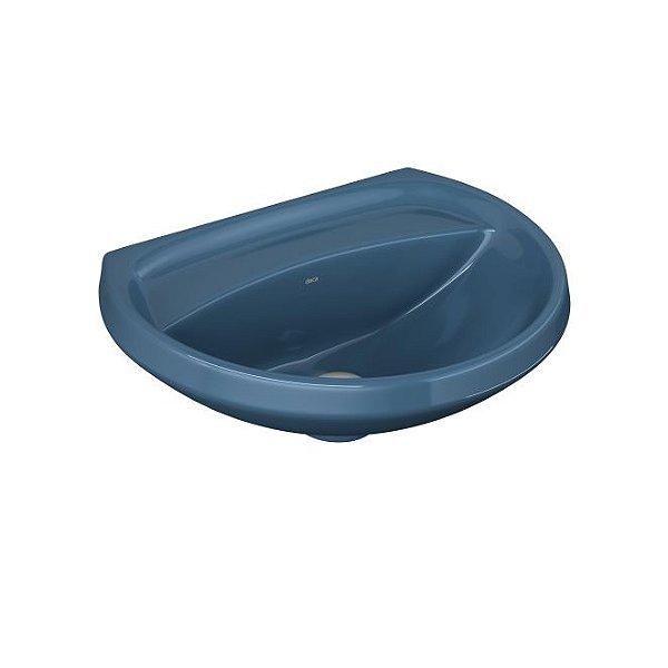 Lavatório Izy L.915.51 Azul Deca