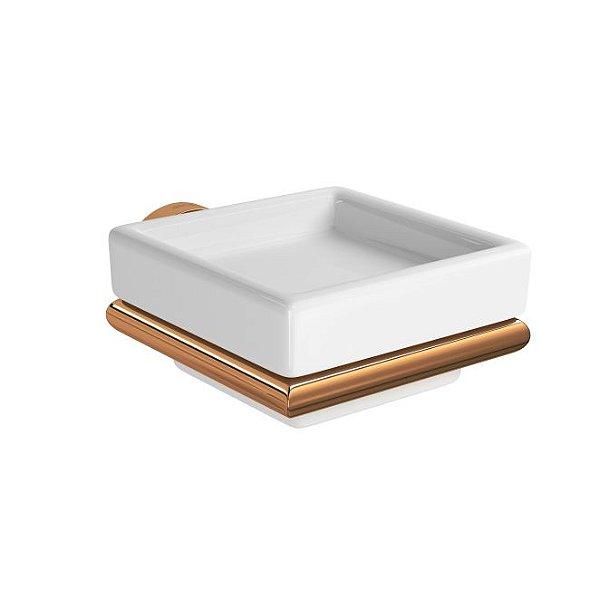 Saboneteira de Parede Slim 2011.GL.SLM.RD Red Gold Deca