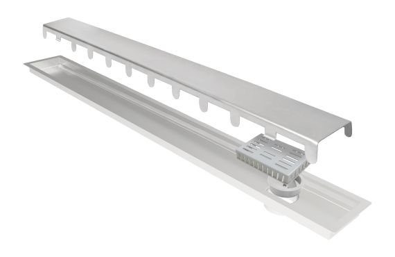 Ralo Linear Elleve Multimaster Line Tampa Inox 90cm 276 Ralo Linear
