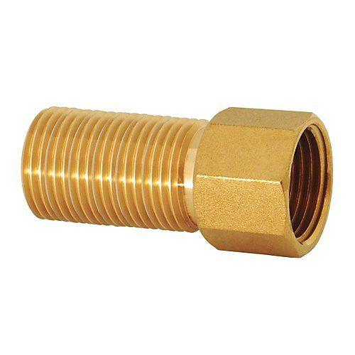Prolongador 1/2 x 54mm 1003 Roco