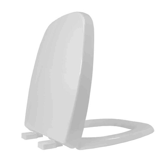Assento Fit/Versato Termofixo Convencional Cinza Prata Tupan