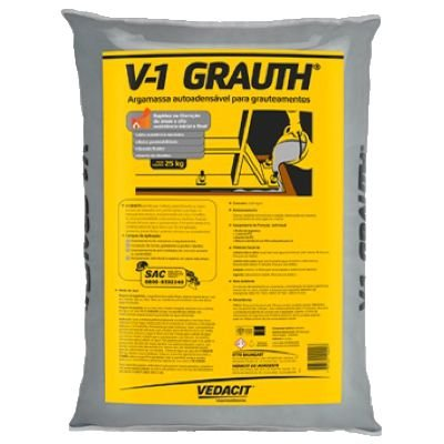 Grauth V1 Saco 25 kg Otto Baumgart