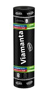 Viamanta Poliester 3mm Alumínio V0118245 Viapol