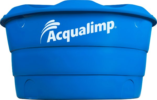 Caixa D'água Básica 500L Acqualimp