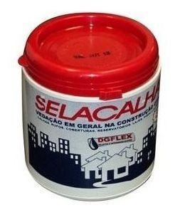 Selacalha Acrílico 500g Cinza Masterflex Dgflex