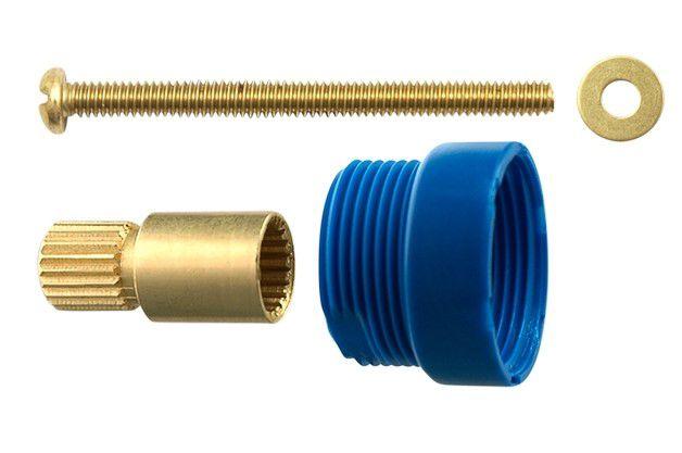 Prolongador para Registro de Pressão e Gaveta Padrão Docol 10mm 161607 Blukit