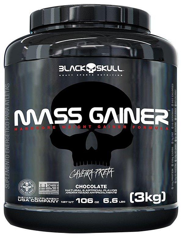 MASS GAINER - BLACK SKULL - 3kg