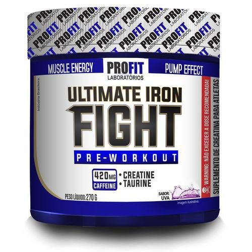 ULTIMATE IRON FIGHT - PROFIT