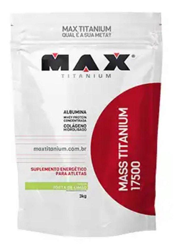MASS TITANIUM - 3KG - MAX TITANIUM