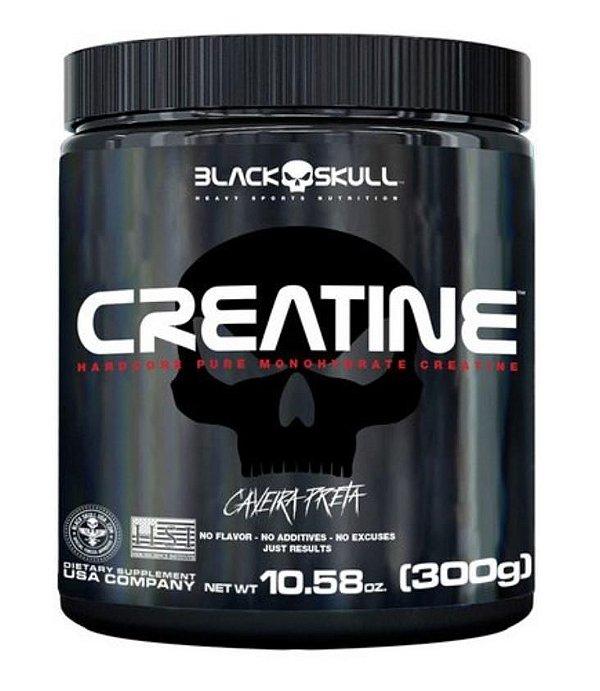 CREATINE - 300G - BLACK SKULL