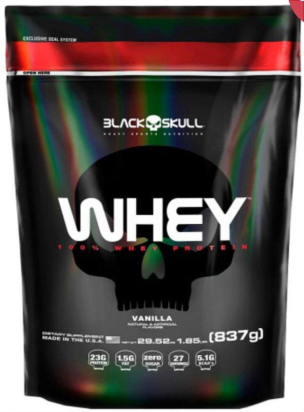 WHEY 100% BLACKSKULL - 900g - BLACK SKULL