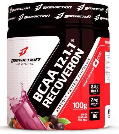 BCAA 12.1.1 RECOVERON - 100G -  BODY ACTION