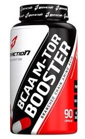 BCAA M-TOR BOOSTER - 90 CAPSULAS - BODY ACTION
