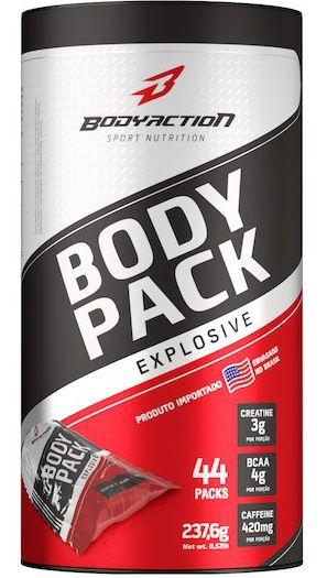 BODY PACK 44 PACKS - BODY ACTION