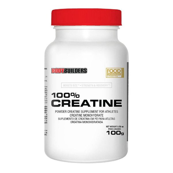 Creatina 100% Bodybuilders