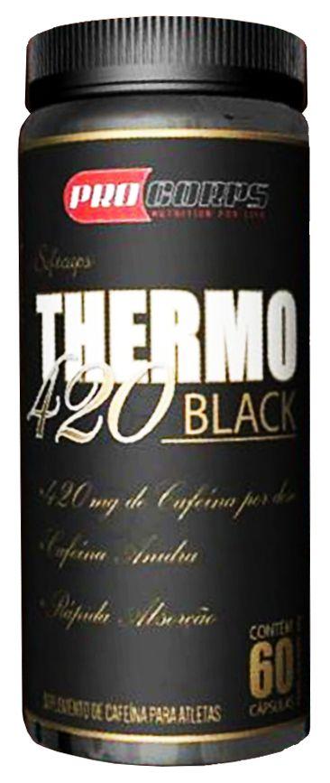 THERMO BLACK 420mg - PROCORPS