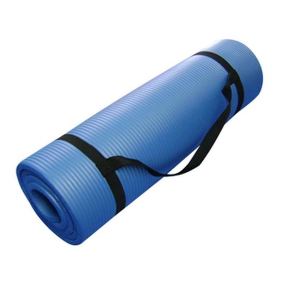 TAPETE YOGA MAT azul - acte sports