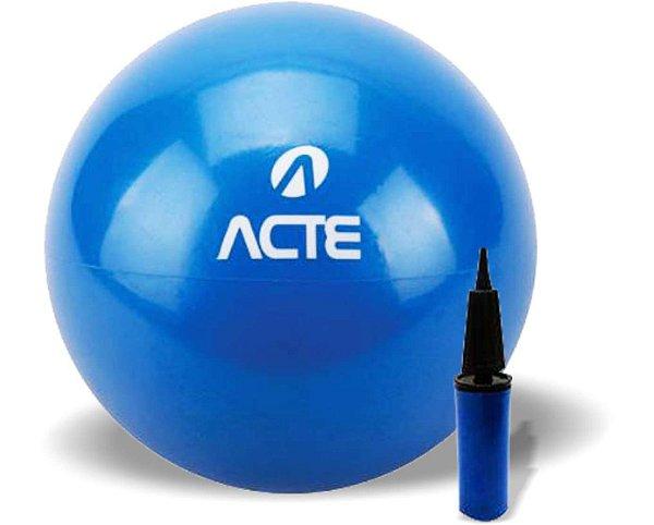 BOLA DE PILATES GYM BALL 65cm - Acte Sports AZUL