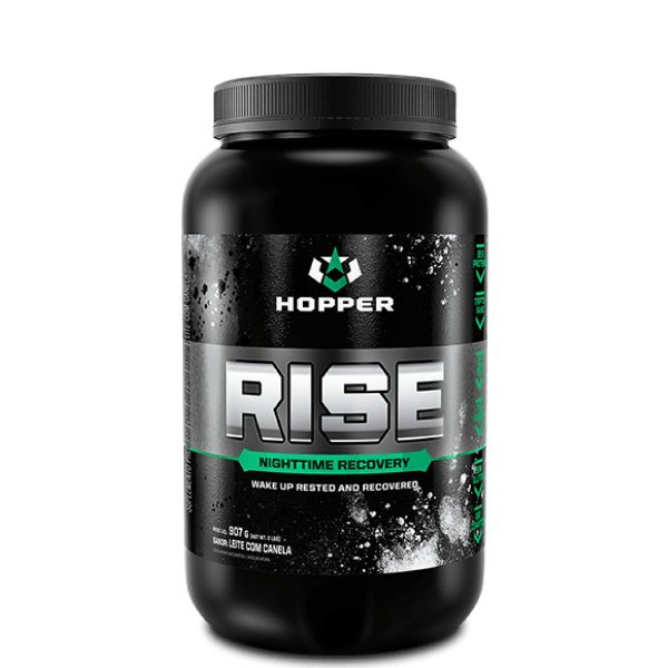 Whey Time Release Hp Rise NightTime Recovery Leite com Canela
