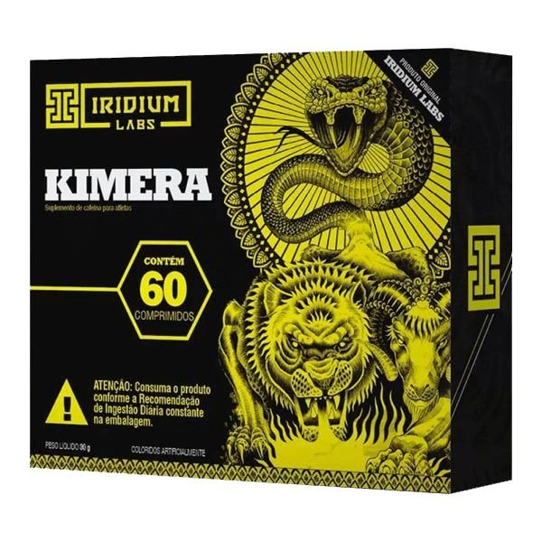 Kimera Thermo 60 caps - Iridium Labs