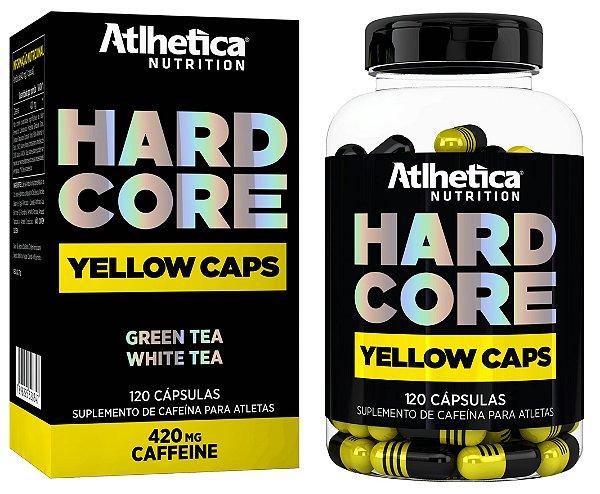 Hard Core Yellow 120 caps - Atlhetica
