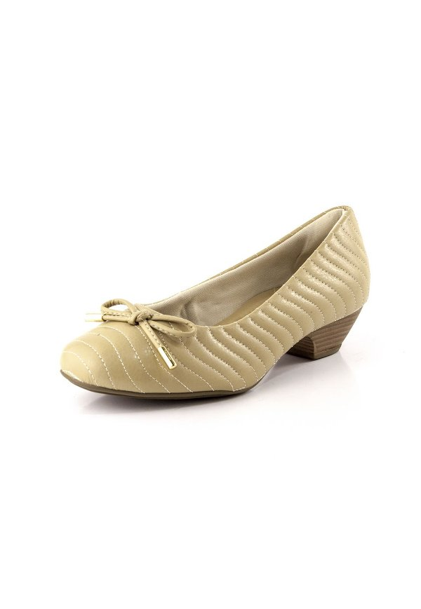 b965b1931 Sapato Salto Baixo Relax Ostra - Bendito Conforto | Calçado ...